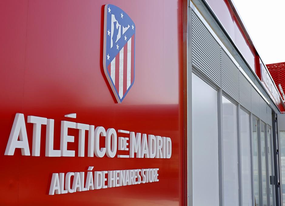 Academia At. Madrid. Wanda