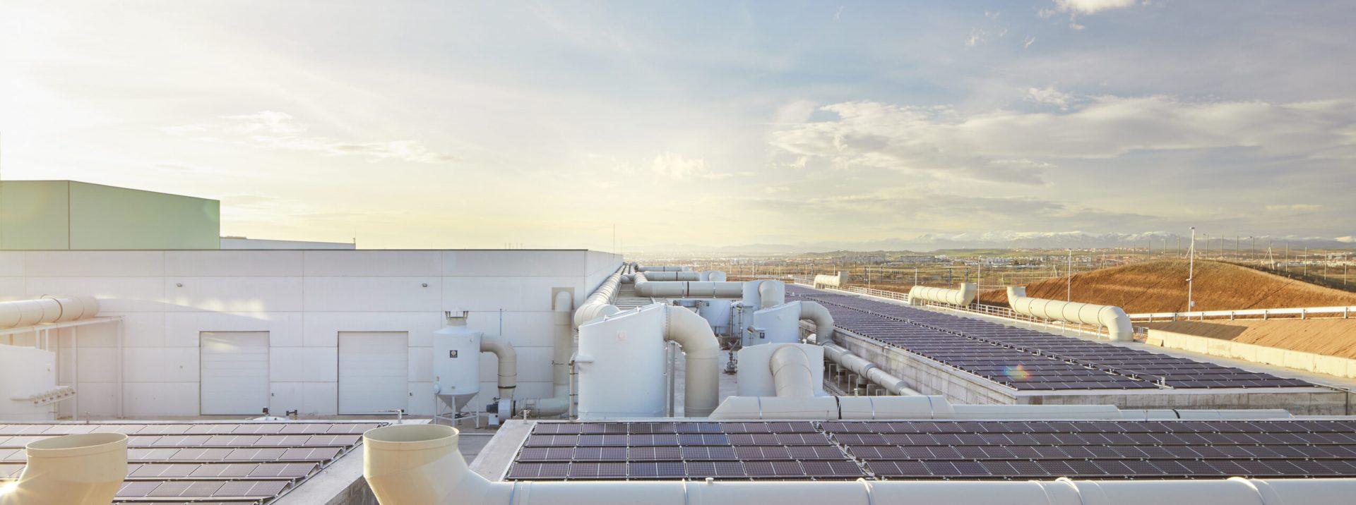 Complejo Medioambiental de Reciclaje