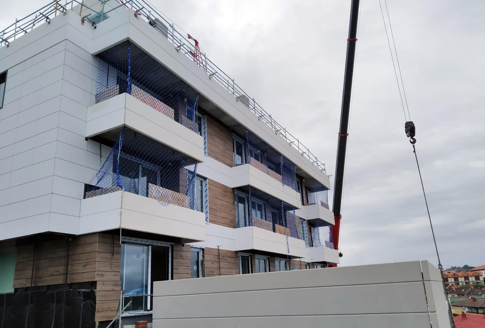 Edificio de viviendas Amenabar